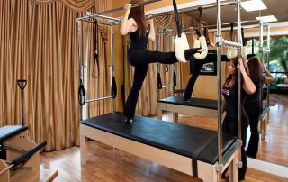 Interior - Laura's Ultimate Pilates