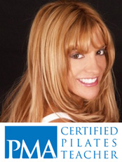 Laura Simoncin PMA Certified Pilates Teacher