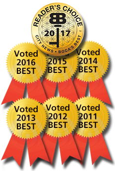Voted best 7 consecutive years - Laura's Ultimate Pilates