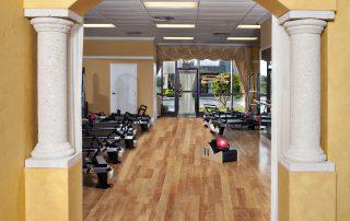 Interior 2 Laura's Ultimate Pilates studio