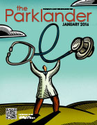 The Parklander January 2016
